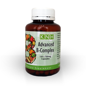 KNH Advanced B-Complex 700mg 120 Capsules-0